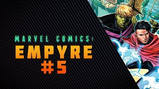 The Endgame | Empyre #5 Review