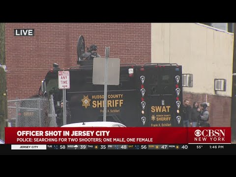 Police In Gunfight With Suspects In Jersey City