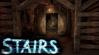 Stairs Part 3 | Indie Horror Game | PC Gameplay Let's Play Walkthrough | Full Playthrough