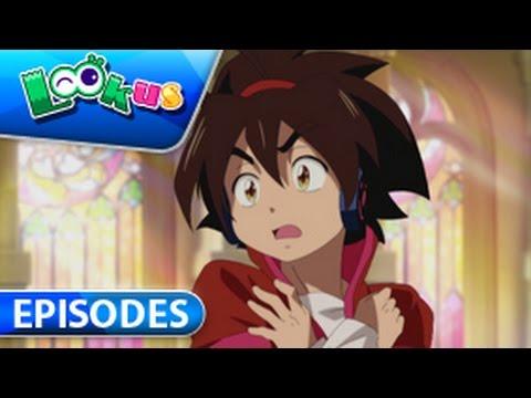 【Official】Zinba (English) - Episode 1