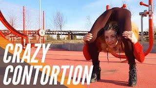 Crazy Contortion. Alesya Laverycheva.