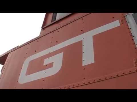 Grand Trunk Western (75003 Caboose), 06-21-2014