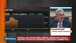 Powell: Trade, Global Economic Concerns Weigh on U.S. Economic Outlook