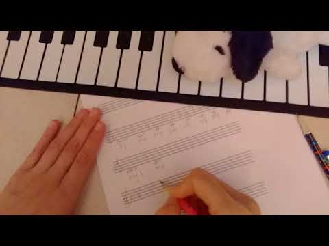 Hsin-Yee's Music Theory Review (Intervals)