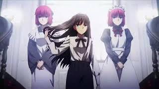 [60 FPS HD] Tsukihime Remake Opening