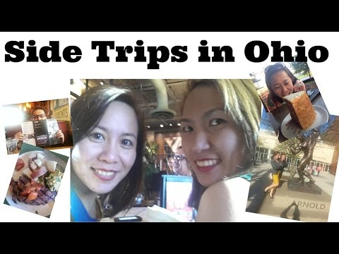 Vlog: Ohio Side Trip Experience : Cambria Hotel, Kroger, Coin Laundry, Asian Market, etc..