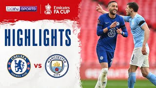 Chelsea 1-0 Manchester City | FA Cup 20/21 Match Highlights