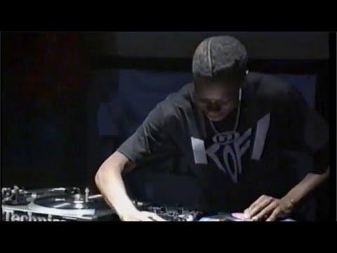 DJ Kofi — 1991 DMC UK Finals