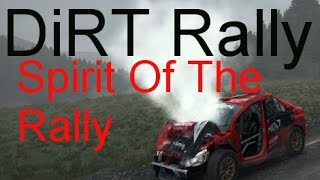 """DiRT Rally : """"Spirit Of The Rally"""" Trophy/Achievement Guide & Tips"""