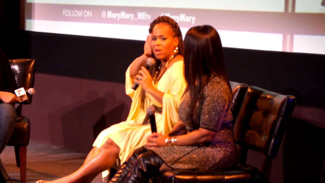 Download Mary Mary Season 4 Premiere Event: Q&A Session (NYC)