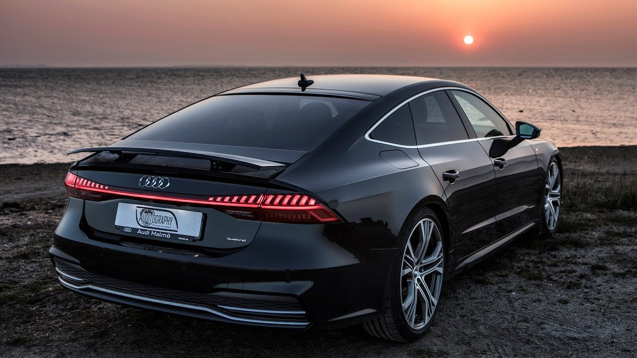 the beauty 2019 audi a7 sportback 340hp 500nm details oled technology etc youtube. Black Bedroom Furniture Sets. Home Design Ideas