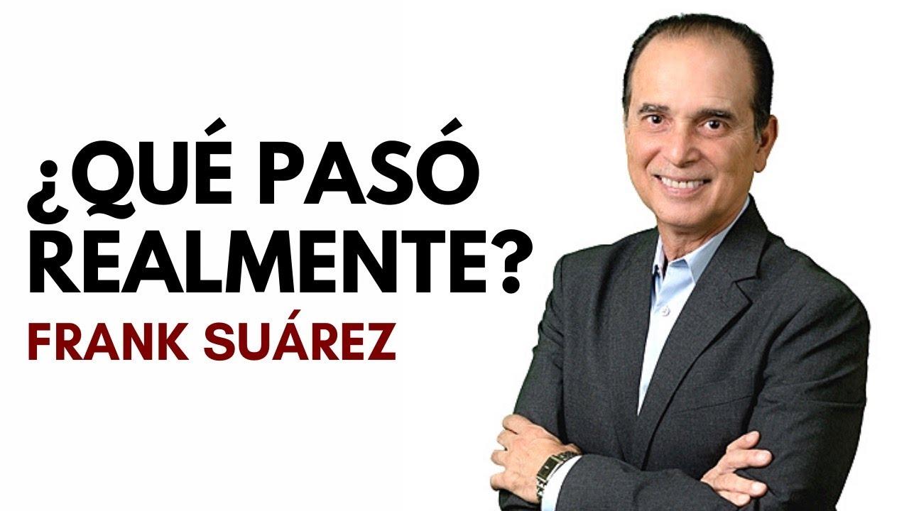 Seguidores de FRANK SUÁREZ piden saber la verdad