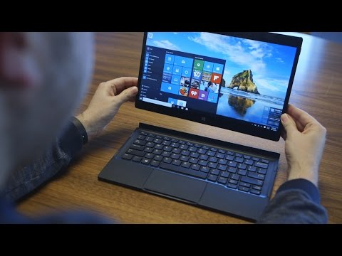 Dell XPS 12 hands-on