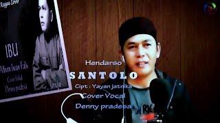 Santolo - Darso | Cover Denny Pradesa (lirik)