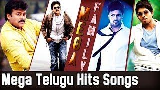 Download lagu Mega Family    Telugu Hit Songs    Jukebox