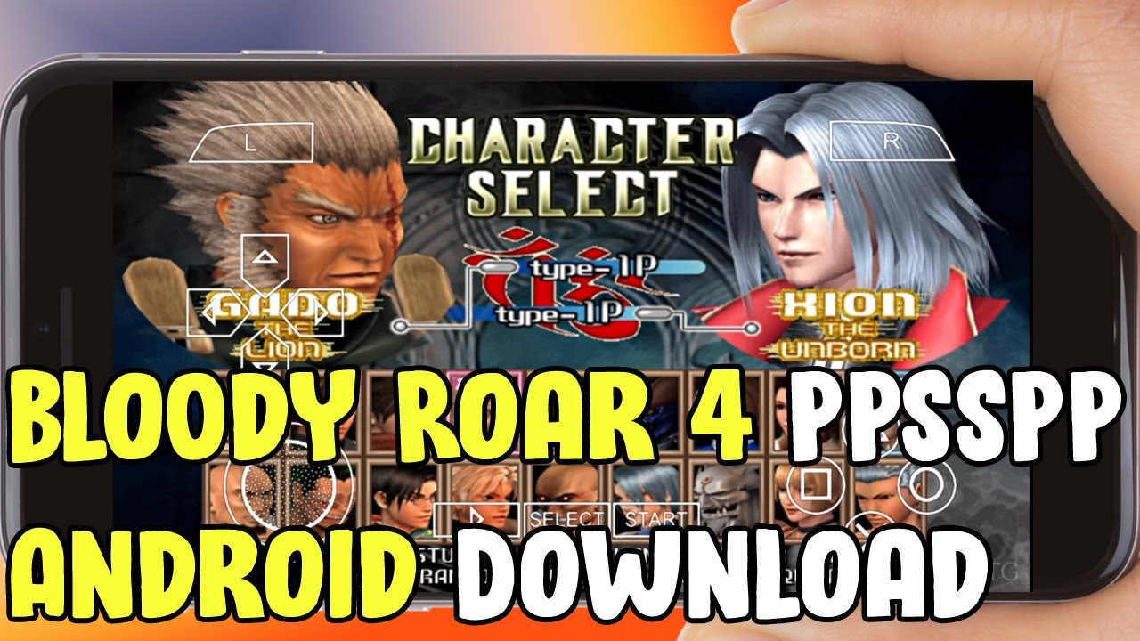 Bloody roar extreme download for android download