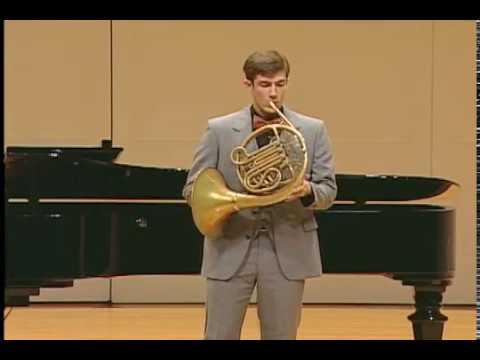 Franz strauss horn concerto