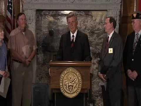 Arkansas Receives Land For New State Veterans Cemetery