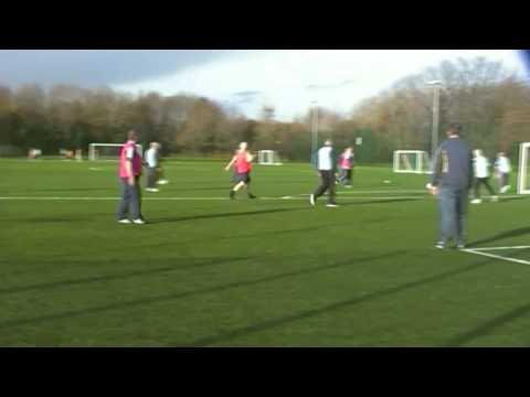 Havant & Waterlooville walking football