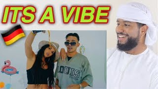 ARAB REACTING TO GERMAN MUSIC BY Capital Bra feat. Juju - Melodien **LOVE IT**
