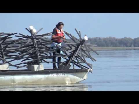 Fish Attractors For Lake Toho  February 2017