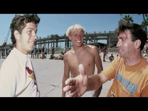 The Mark Gonzales Ride  Short Documentary