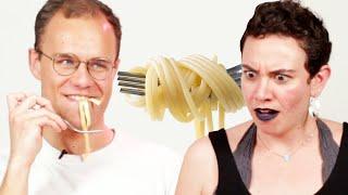 Pasta Lovers Rank Pasta Shapes