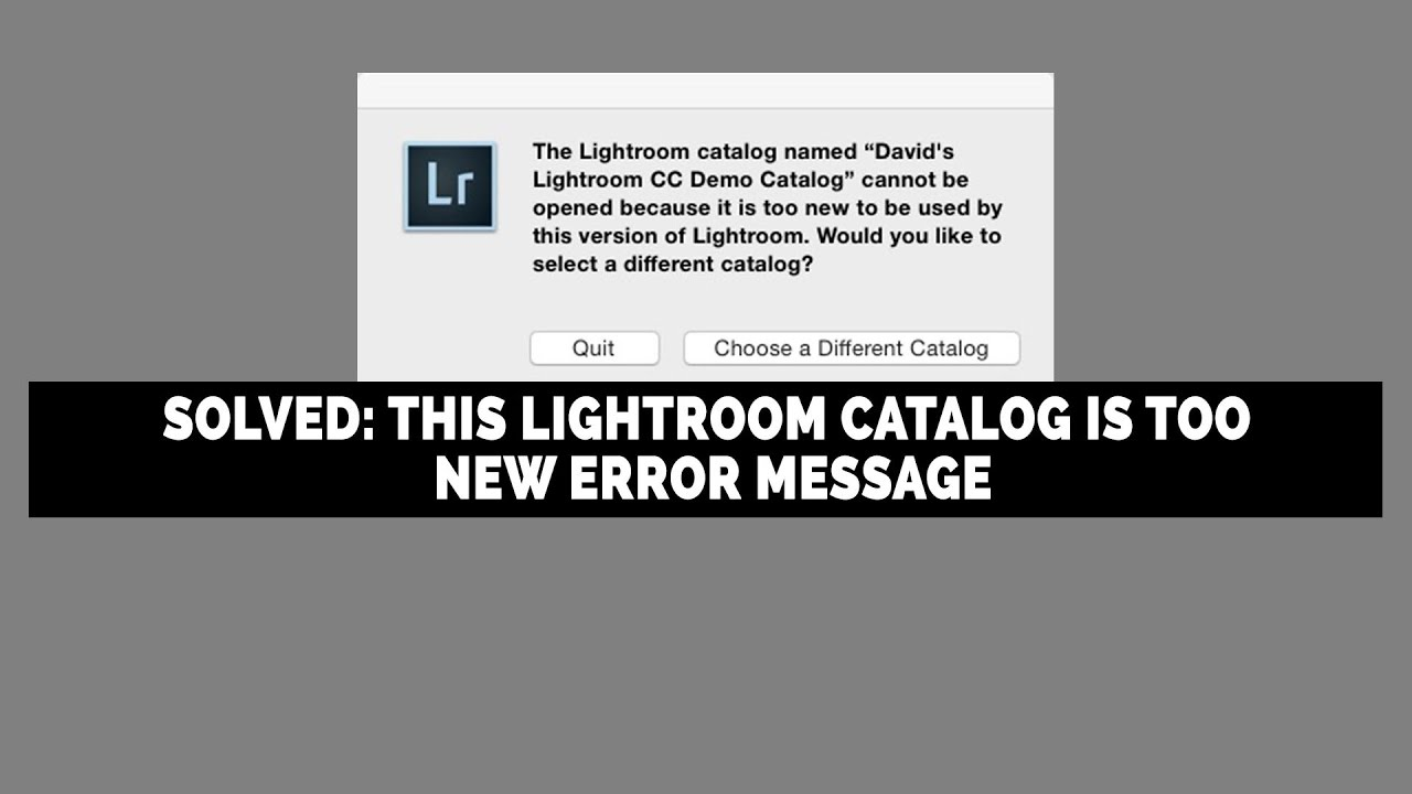 Lightroom keeps not responding