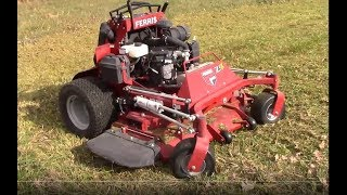 DLC - Z3X Mowing Thick Grass and Mulching Leaves