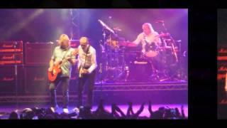 STATUS QUO IN MY CHAIR LIVE DUBLIN 12th April 2014 ( last ever performance)