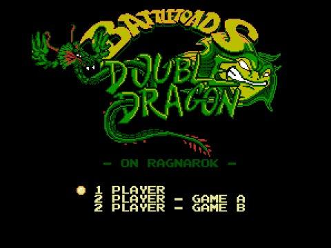 Battletoads Double Dragon on Ragnarok