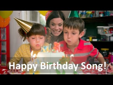 Topsy and Tim Happy Birthday Song