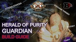 HERALD OF PURITY GUARDIAN | 3.9 Builde Guide | TOP STARTER & ENDGAME FARMER