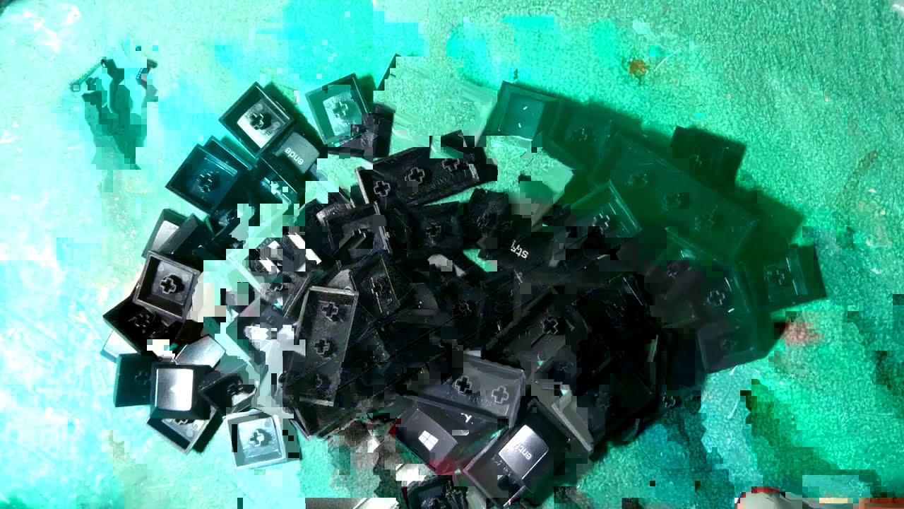 BitBastlei #396 - Cherry MX Tastatur-Reparatur