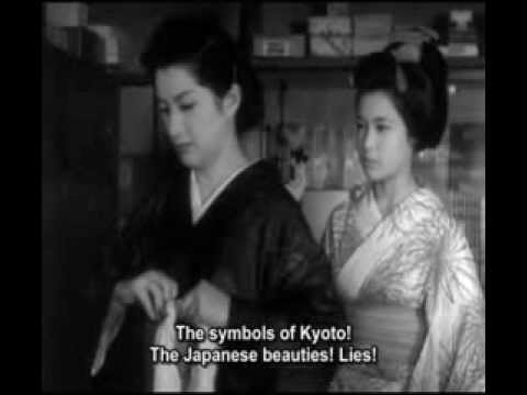 A Geisha is listed (or ranked) 8 on the list List of All Movies Released in 1953