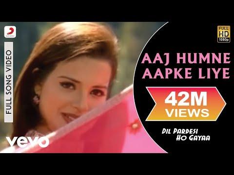 Dil Pardesi Ho Gaya - Chamcham Naachoongi  Video |...