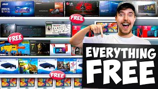I Opened The World's First FREE Store