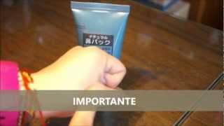Conoce de... DAISO Paquete para la Nariz 50g / Daiso Japan Nose Pack Blackhead Peel Off Pore Thumbnail
