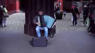 Музыка для органа на баяне!!! ( Валерий Алексеев? )