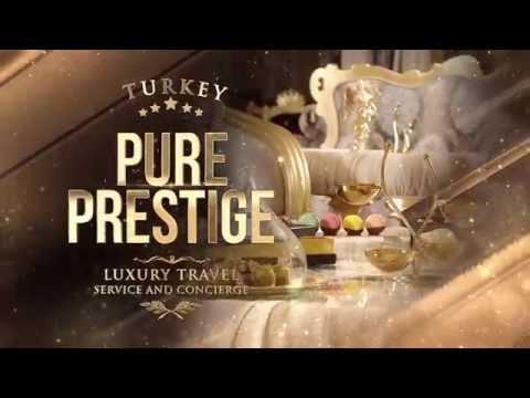 Presentation Pure Prestige Luxury Travel Service and Concierge