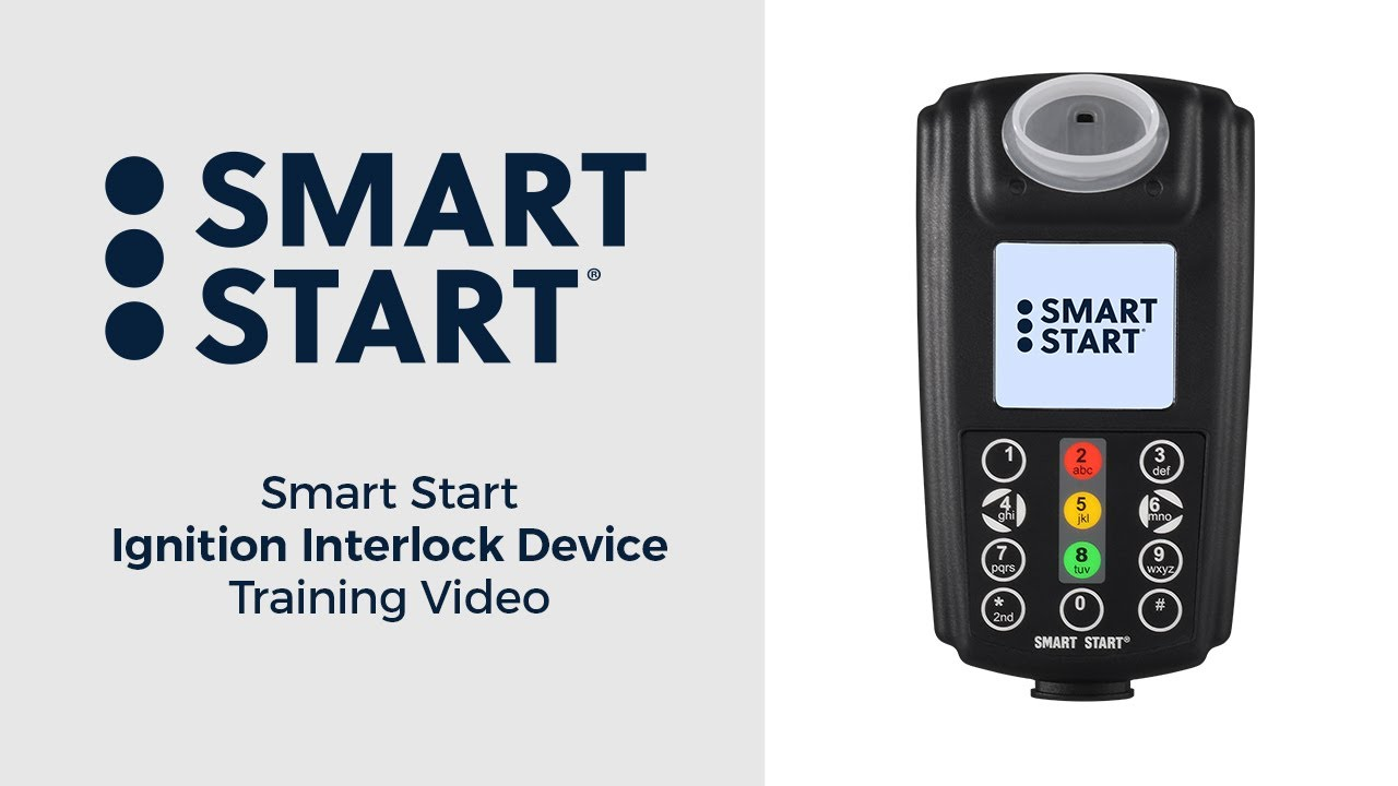 Smart Start Ignition Interlock Device Training Video