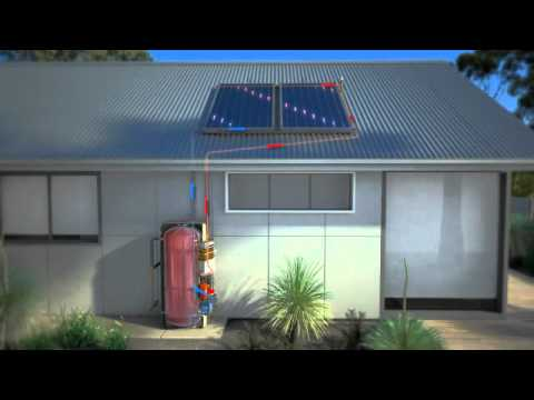 Dux Hot Water's Sunpro Gas Boosted Solar