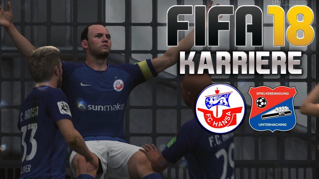 Fifa 18 Hansa Rostock