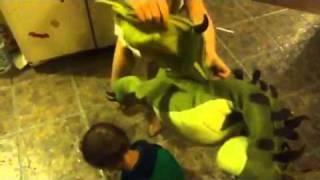 Abigail has a pet dragon Thumbnail