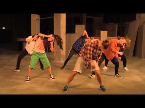 Girly HipHop: Sådan gør du - DGI Fit'n'Fun