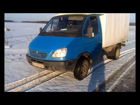 Тест-драйв коммерческого транспорта -Газель-ГАЗ 3302- ЗМЗ 405 (один день из жизни водителя газели)