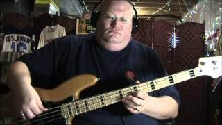 10cc Things We Do For Love Bass Cover