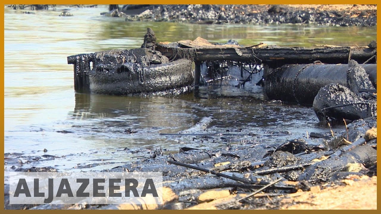 AlJazeera English:How Venezuela's oil output plummeted