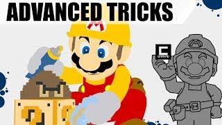 Advanced Tips and Tricks in Super Mario Maker!