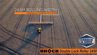 Brock Double-Lock 24.5 Meter Roller